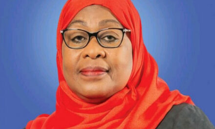 Hongera Mhe. Samia Suluhu Hassan – Rais wa Jamhuri ya Muungano wa Tanzania