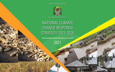 National Climate Change Response Strategy 2021-2026