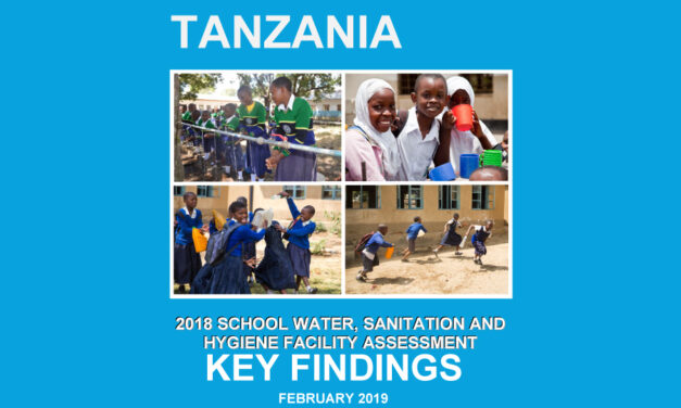 WASH report findings 2019
